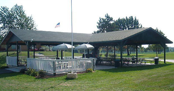 pavilion at Golfmohr Golf Club